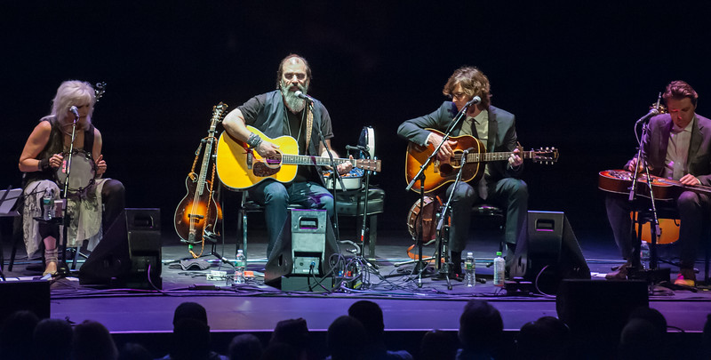 Emmylou Harris - Steve Earle - Milk Carton Kids