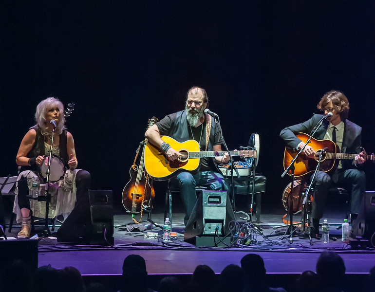 Emmylou Harris - Steve Earle - Joey Ryan (Milk Carton Kids)