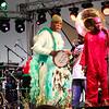 Mardi Gras Indian chiefs