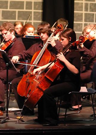 LHS Spring String Concert 2008
