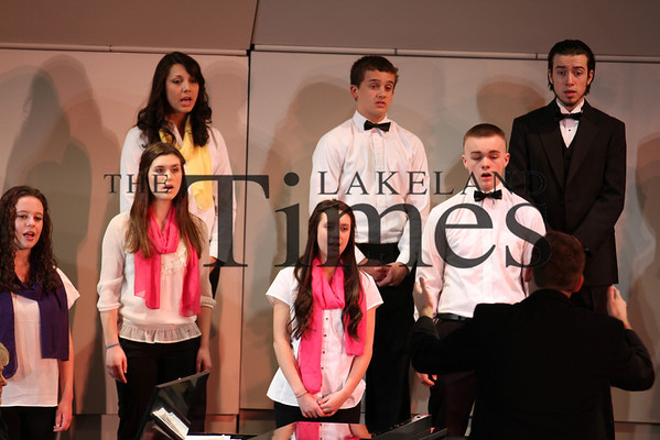 LUHS Spring Choral Concert
