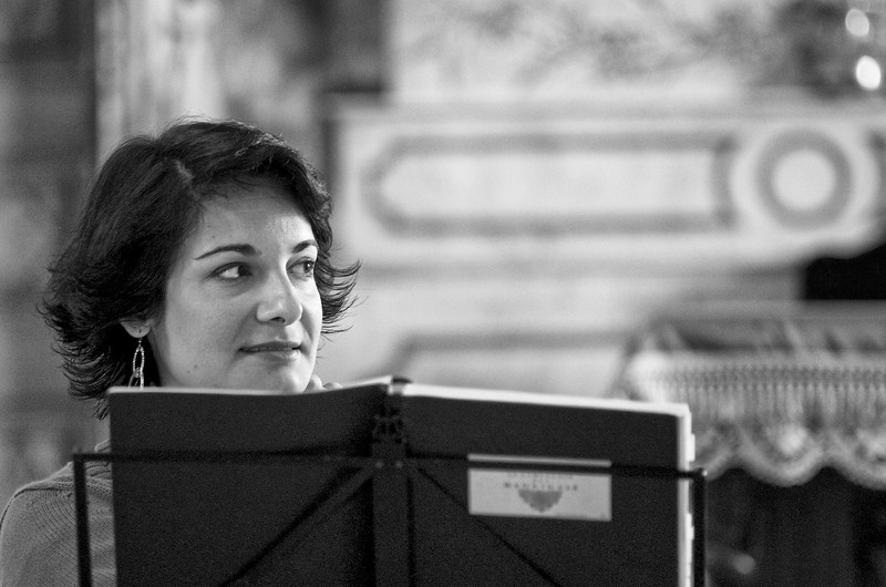 Elena Carzaniga, contralto