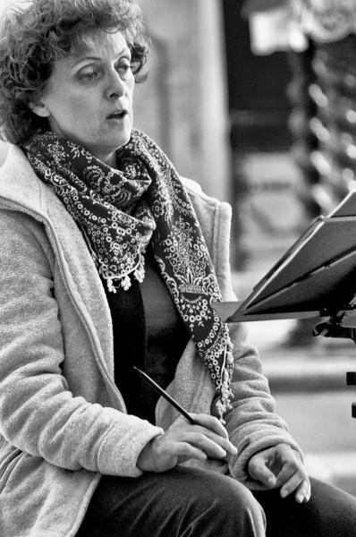 Rossana Bertini, soprano