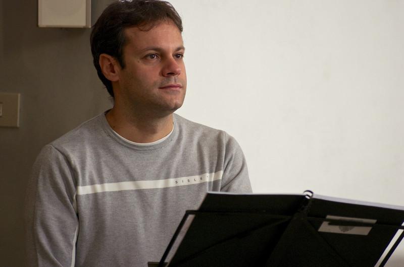 Raffaele Giordani, tenore
