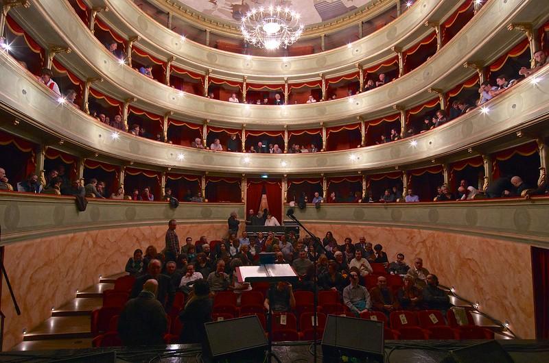 Teatro Sociale Giorgio Busca, Alba, CN, Italy