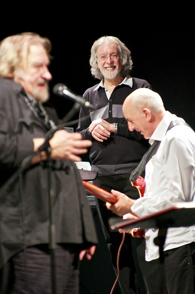 Leonardo Sasso, Oscar Mazzoglio, Luciano Boero
