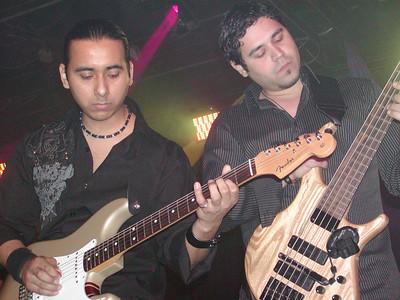 La Mafia at Club Kaoba, Dallas, TX 12-14-2007