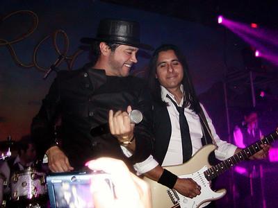 La Mafia at El Disco Rodeo in Houston on 2-21-2009