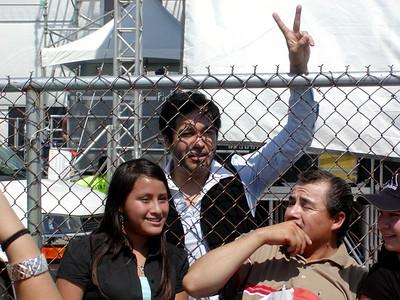 La Mafia at Fiestas Patrias Texas Stadium 9-7-2008