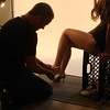 Amanda & Video Director Alberto Vega