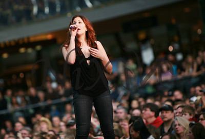 Lady Antebellum concert at West Edmonton Mall. Check out http://ladyantebellum.com