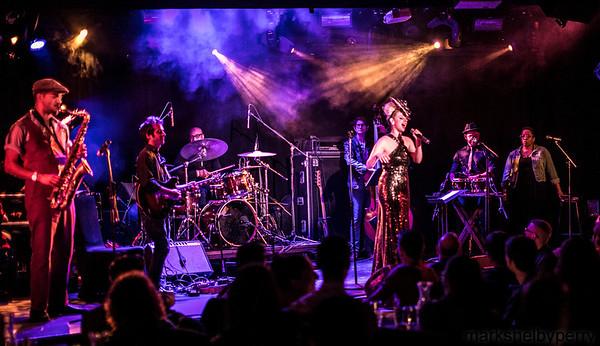 Lady Rizo's Nina Simone Tribute at LPR, March 2014