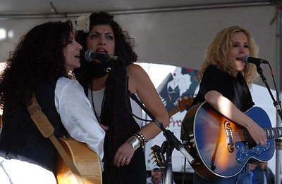 Sisters Morales w/ Carrie Rodriguez
