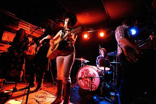 Larune - Mercury Lounge, NYC - December 31st, 2007 - Pic 1