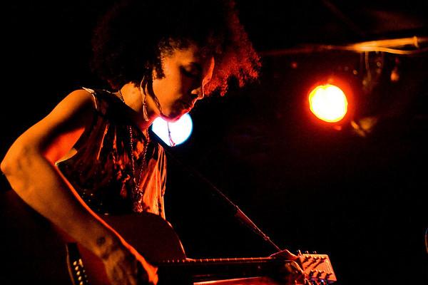 Larune - Mercury Lounge, NYC - December 31st, 2007 - Pic 11