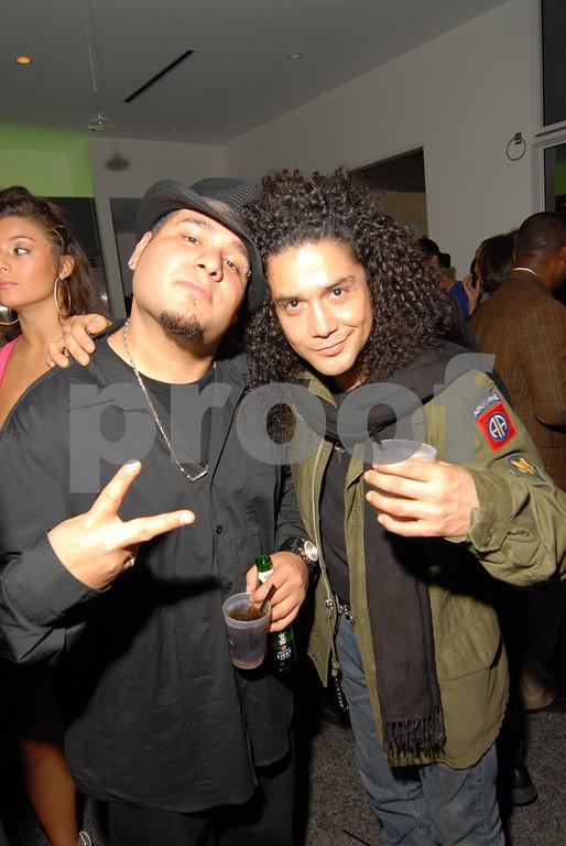 Friend & Chris Perez