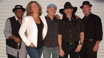 Lauren Mitchell Band, October 2011