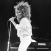 Tina Turner performs live in concert at Madison Square Garden in 1985. Tina Turner photographed live in concert performance by Laurie Paladino 1985.