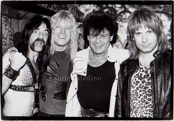 Spinal Tap with Gary Glitter