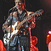 "Singer Chris Isaak performs live in concert at Lake Las Vegas Resort 2007, joined on stage by audience members dancing to his cover of the Jerry Lee Lewis song, ""Bonnie B."""