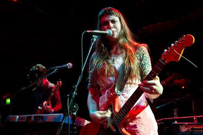 Le Butcherettes  6/29/2011 Great American Music Hall, San Francisco  http://www.skaffari.fi