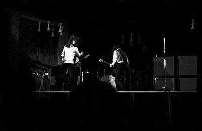 Led Zeppelin at University of Leeds, 1970