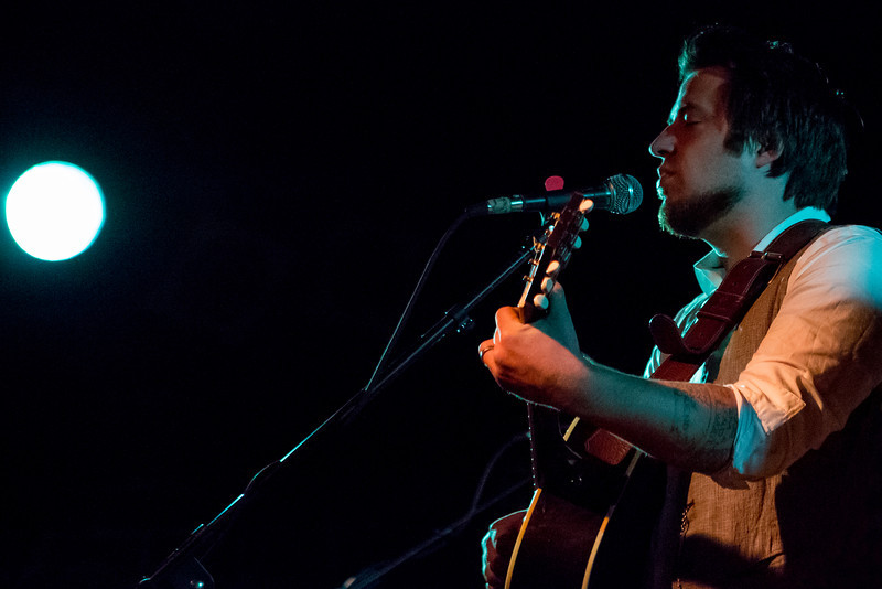 Lee DeWyze opening for Toad The Wet Sprocket