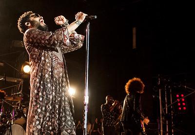 Lenny Kravitz w/ Andra Day