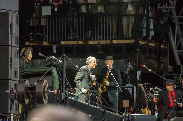 Leonard Cohen, June 29 2008