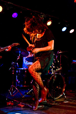 Les Sans Culottes - Mercury Lounge, NYC - March 14th, 2008 - Pic 18