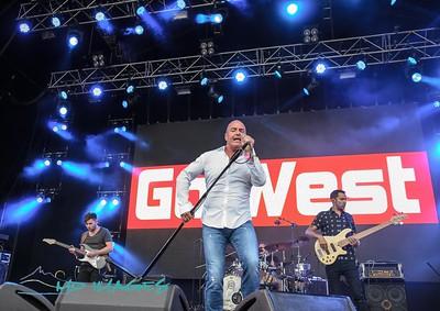 Lets Rock Shrewsbury 2018 - Go West-21