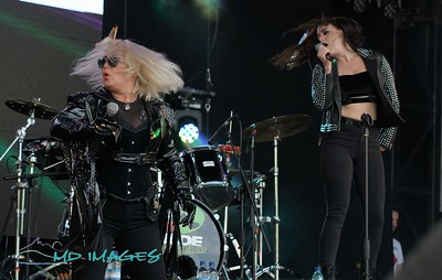 Lets Rock Shrewsbury 2018 - Kim Wilde-5