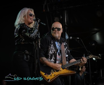 Lets Rock Shrewsbury 2018 - Kim Wilde-6