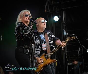 Lets Rock Shrewsbury 2018 - Kim Wilde-7