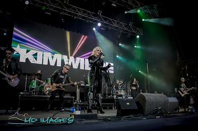Lets Rock Shrewsbury 2018 - Kim Wilde-23