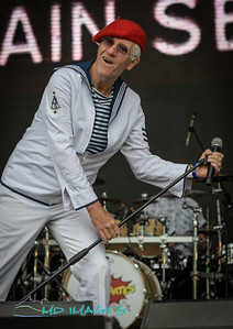 Lets Rock '19 - Captain Sensible ©Mike Dean-1