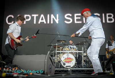 Lets Rock '19 - Captain Sensible ©Mike Dean-20