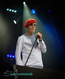 Lets Rock '19 - Captain Sensible ©Mike Dean-5