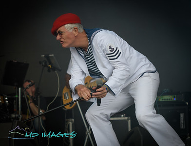 Lets Rock '19 - Captain Sensible ©Mike Dean-13