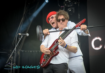 Lets Rock '19 - Captain Sensible ©Mike Dean-22