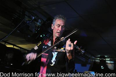 Levellers - at The Lemon Tree - Aberdeen, UK - July 15, 2014
