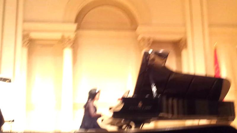 F. Chopin. Nocturne in B flat minor, Op. 9, No. 1