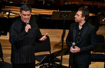 Ligeti Lucerne Festival concert Friday at The Met