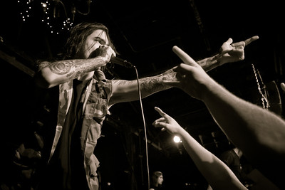 Like Moths To Flames, 7/29/2012, Oakland Metro Operahouse
