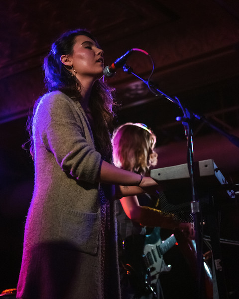 MOKB Presents Lily & Madeleine at the Deluxe Room in Old National Centre. Indianapolis, Indiana March 1, 2019. Photo by Tony Vasquez for Entranced Media.