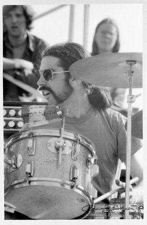 "Mickey Hart (born Michael Steven Hartman; September 11, 1943) is an American percussionist and musicologist. He is best known as one of the two drummers of the rock band the Grateful Dead. He was a member of the Grateful Dead from September 1967 to February 1971, and from October 1974 to August 1995. He and fellow Dead drummer Bill Kreutzmann earned the nickname ""the rhythm devils""."