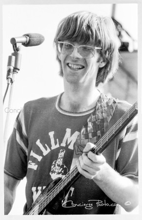 Phillip Chapman Lesh (born March 15, 1940 in Berkeley, California) is a musician and a founding member of the Grateful Dead, with whom he played bass guitar throughout their 30-year career.