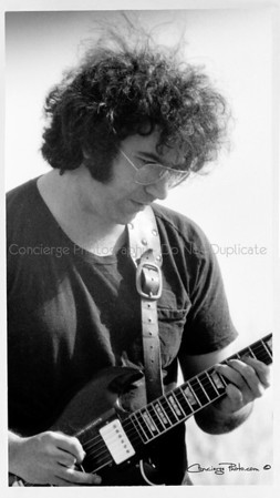 "Jerome John ""Jerry"" Garcia (August 1, 1942 – August 9, 1995) was an American musician who was best known for his lead guitar work, singing and songwriting with the band the Grateful Dead. Though he disavowed the role, Garcia was viewed by many as the leader or ""spokesman"" of the group"