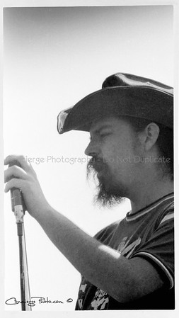"Ron ""Pigpen"" McKernan: Ronald C. ""Pigpen"" McKernan (September 8, 1945 – March 8, 1973) was a founding member of the Grateful Dead. His contributions to the band included vocals, Hammond organ, harmonica, percussion, and occasionally guitar. In 1994, Pigpen was inducted into the Rock and Roll Hall of Fame, along with the other members of the Grateful Dead."