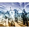 Baby Boyz Brass Band parade (Sat 4/28/18)